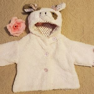 9e8313be96d3 NEW Bearington Baby Collection Jacket size 6-12 M